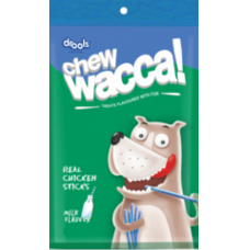 Drools Chew Wacca Real Chicken Sticks (75 Gm)